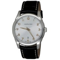 Hamilton Jazzmaster Thinline Quartz H38511513 Watch