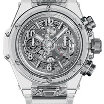 Hublot Big Bang Unico Sapphire 45mm Automatic Chronograph LE