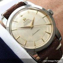 Omega Serviced Omega Seamaster Chronometer Vintage Bumper