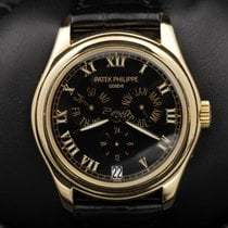 Patek Philippe Annual Calendar 5035j Yellow Gold