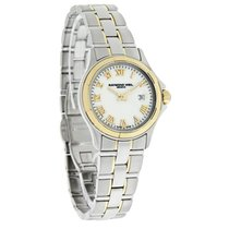Raymond Weil Parsifal Ladies Swiss Quartz Watch 9460-SG-00308