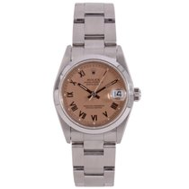 Rolex Pre-Owned DateJust Mid-Size 68240 1997 Model