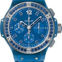 Hublot Big Bang 41mm · Blue Linen 341.XL.2770.NR.1201