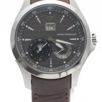 Girard Perregaux Traveller Moonphase 44mm Grey Dial NEW