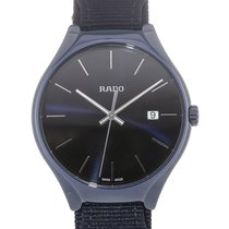라도 (Rado) True 40 Quartz Blue Dial