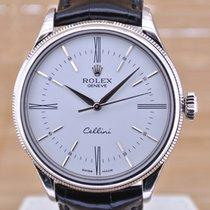 Rolex Cellini Time, Ref. 50509- weißes Zifferblatt