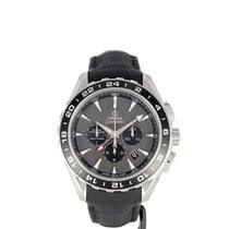 Omega Seamaster Aqua Terra Co-axial chronograph GMT