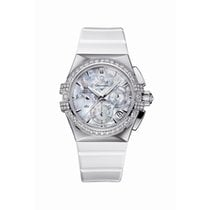 Omega Constellation Co-Axial Chronograph