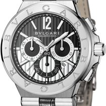 Bulgari Diagono Chronograph Calibre 303 42mm dg42bsldch