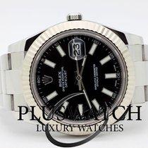 Rolex Datejust II 116334 41mm 2014 Black Dial 3227