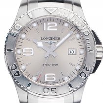 Longines Hydro Conquest Stahl Quarz Armband Stahl 39mm...