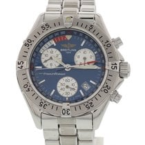 Breitling Transocean Chronograph Stainless Steel A530401