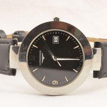 Longines Conquest Herren Uhr Quartz Edelstahl Stahl/stahl 36mm...