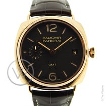Panerai PAM421 Radiomir 3 Days  GMT 47mm Oro Rosso Full set