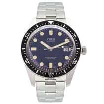 Oris Divers Sixty-Five Blue Dial Automatic