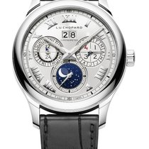 Chopard L.U.C Lunar One 18K White Gold Unisex Watch