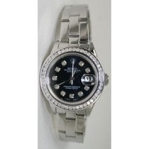 Rolex Datejust Lady's Model 79160 Stainless Steel Oyster...