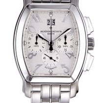 Vacheron Constantin Royal Eagle Chronograph Stainless Steel...