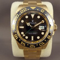 Rolex GMT-Master II Yellow gold 116718
