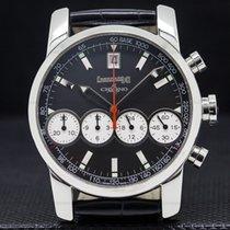 Eberhard & Co. 31041 Chrono 4 Silver Dial SS (28975)