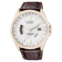 Citizen Herren Eco-Drive Funk-Herrenuhr CB0013-04A