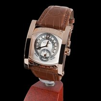 Bulgari assioma heures retro rose gold men size