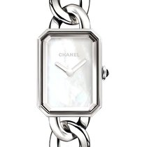 Chanel H3251 Quartz Pearl Dial Steel Ladies Watch