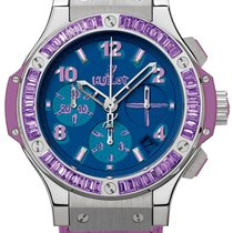 Hublot Big Bang Pop Art Steel Purple 341.SV.5199.LR.1905.POP14