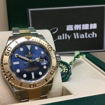勞力士 (Rolex) Cally - Discontinued 16623 Blue Dial Yacht Master...