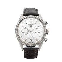 TAG Heuer Carrera Stainless Steel Ladies CV2116