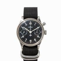 レマニア (Lemania) Military Chronograph, Switzerland, 1950s