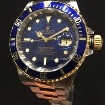 Rolex Submariner Date Steel/Gold