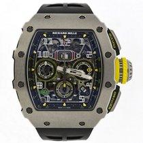 Richard Mille Felipe Massa RM 11-03 titanium