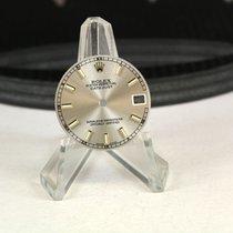 Rolex Zifferblatt für Datejust Silber