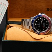 Rolex GMT-Master 16700 Faded Bezel Full Set