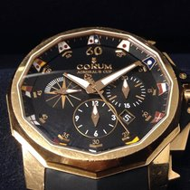 Corum Admiral's Cup Gold 18k Chronograph Limited Edition