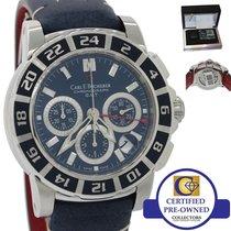 Carl F. Bucherer Carl F.  Patravi Chronograph Travelgraph GMT...