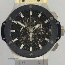 Hublot Big Bang Aero Bang Stahl / Ceramic 44 311.SM.1170.GR