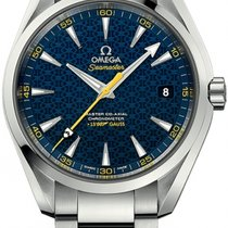Omega James Bond Seamaster Aqua Terra