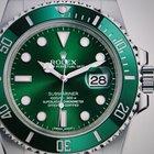 Rolex Submariner Green