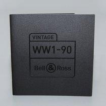 Bell & Ross Technische Anweisung für Modell WW1-90