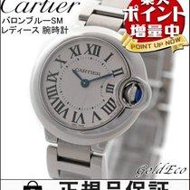 カルティエ (Cartier)  【カルティエ】バロンブルーSM レディース 腕時計クォーツ ステンレス シルバー 【中古】...