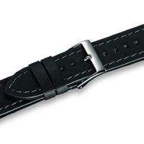 Victorinox Swiss Army Alliance Lederband schwarz 20mm 004362
