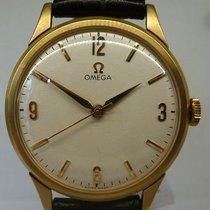 Omega vintage 1961 calatrava pure dial cal 85 ref 14708 61