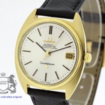 Omega Constellation Chronometer solid 18K Gold from 1966 Cal. 561