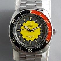 Omega Seamaster 200 Bakelite bezel BREVET 2750/67 Stainless diver