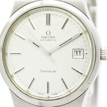 Omega Vintage Omega Geneve Cal 1012 Steel Automatic Mens Watch...