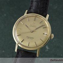 Omega 18k (0,750) Gold Seamaster De Ville Automatik Vintage...