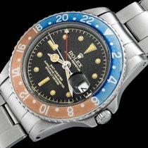 """Rolex """"The Full set Gilt GMT ref. 1675"""""""