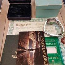 Rolex Explorer II Tiffany&Co